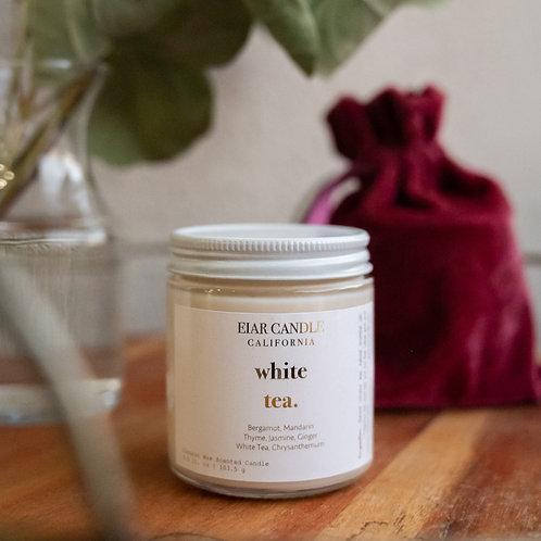 White Tea Petite Aurum Candle