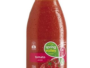 Tomato/Apple/Orange Juice 8oz 250mL Glass Bottle