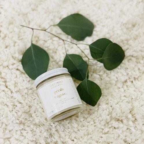 Petals + Agave Petite Aurum Candle