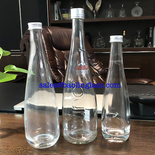 330ml and 750ml Evian Still Natural Mineral Water