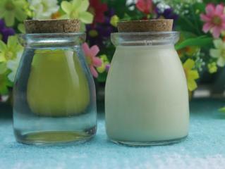 150ml pudding glass jar