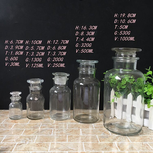 Reagent Glass Bottle