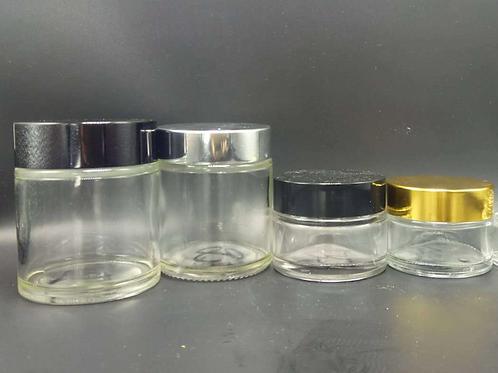Cosmetic 30ml 50ml 80ml Glass bottle