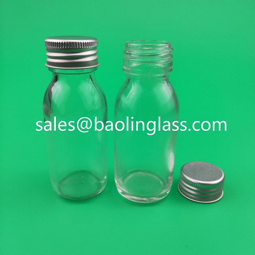2oz Oral liquid bottle
