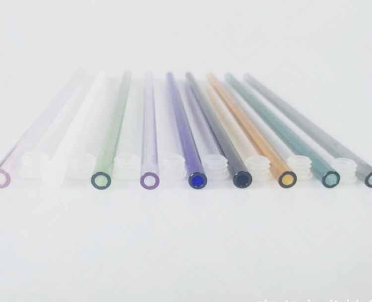 Borosilicate Pyrex glass test tubes