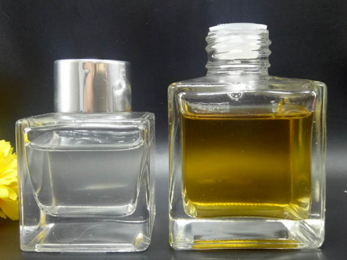 50ml 100ml aroma therapy glass bottle