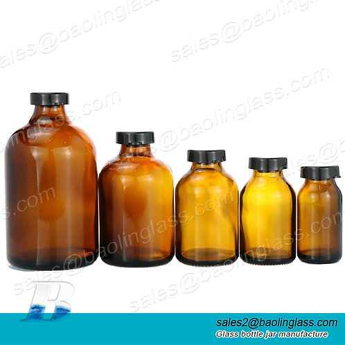 factory hot sale cheap price amber recycling pharmaceutical vials 10ml sterile