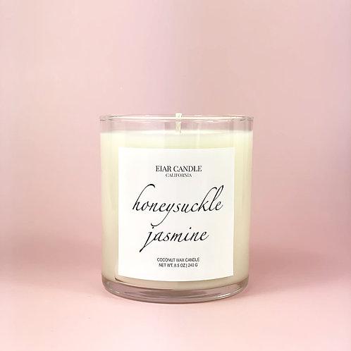 Honeysuckle Jasmine Signature Candle