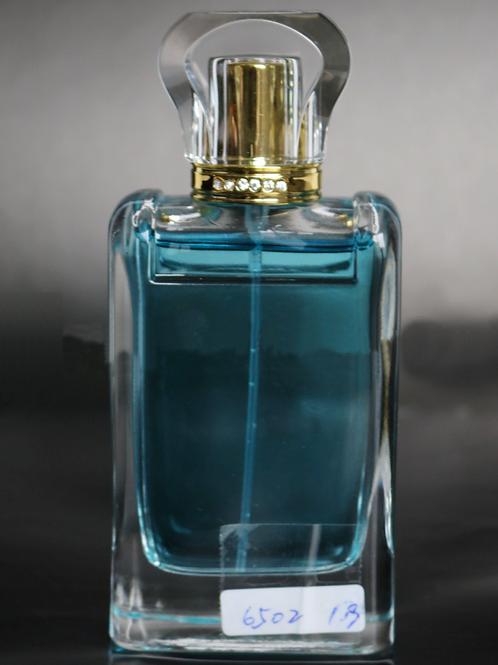 100ml luxury polish perfume glass bottle
