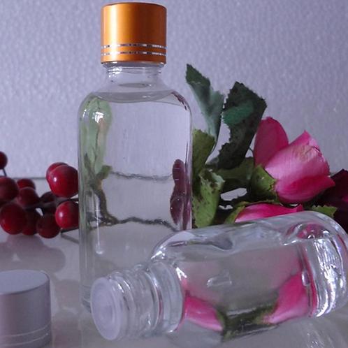 50ml small liquor/spirits/vodka glass bottle