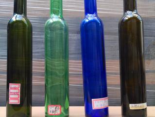 Futura Glass Bottle 375ml Green Bellissima Bottles