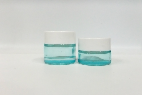 5g 10g New Small Sample Glass Jars