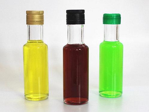 100ml Glass Olive Oil Bottle Vinegar Bottle Soy Sauce Bottle