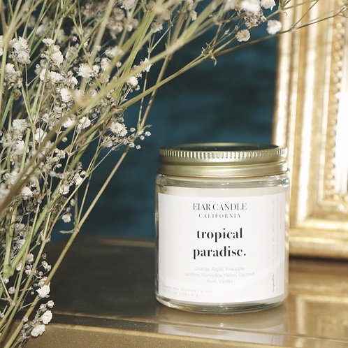 Tropical Paradise Petite Candle