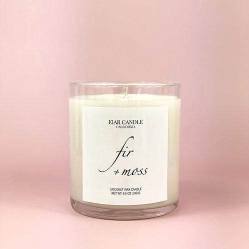 Fir+Moss Signature Candle