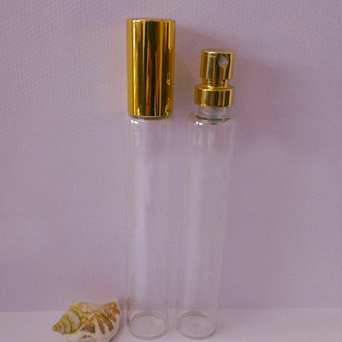 1oz 30ml slender slim tube glass perfume sprayer bottle