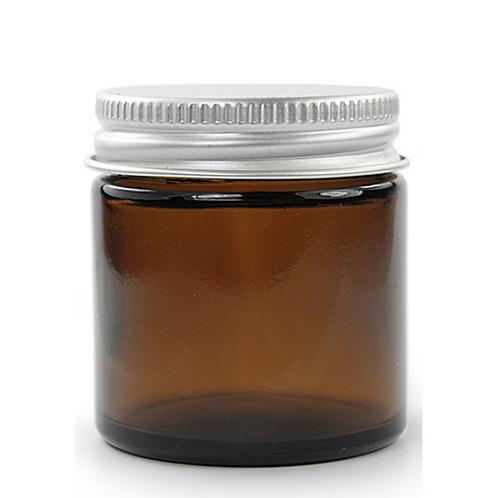 50ml 100ml 120ml Amber Ointment Jar