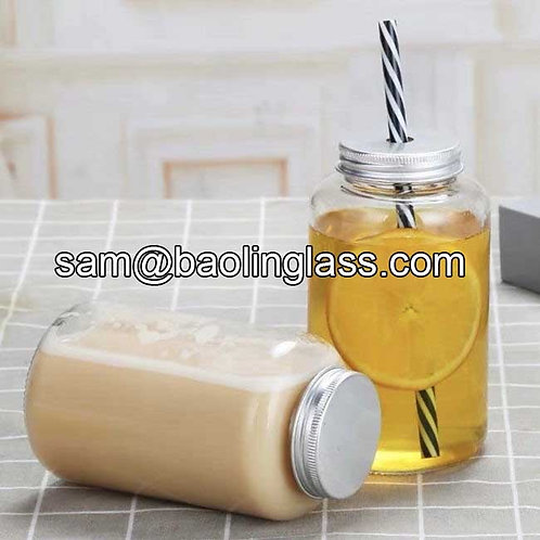 4oz Cola syrup empty glass bottles wholesaler supplier