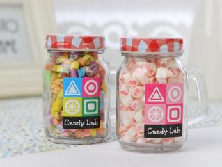 4oz 120ml wholesale candy glass mason jar