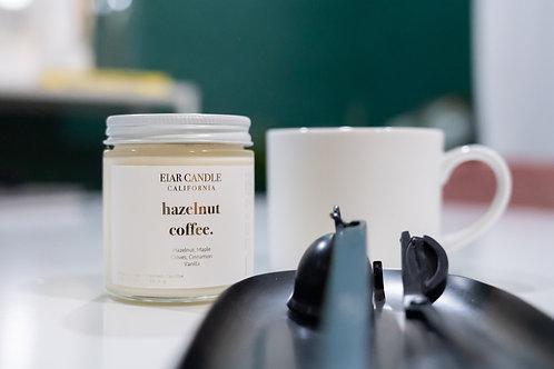 Hazelnut Coffee Petite Aurum Candle