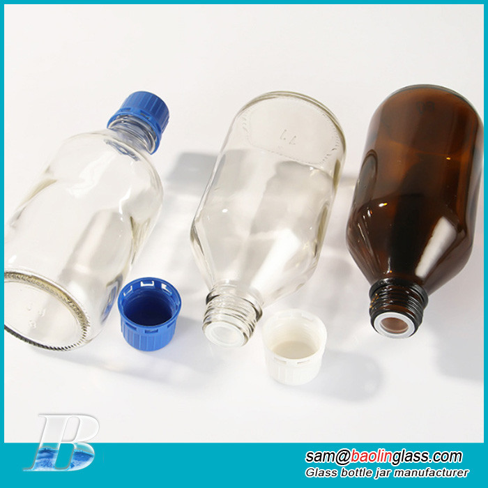12oz 360ml 375ml glass flask supplier