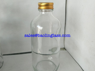 8oz shrub cider glass bottle