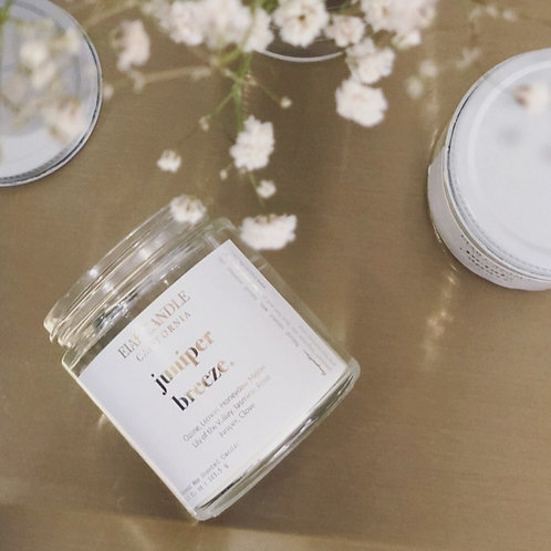 Juniper Breeze Petite Aurum Candle