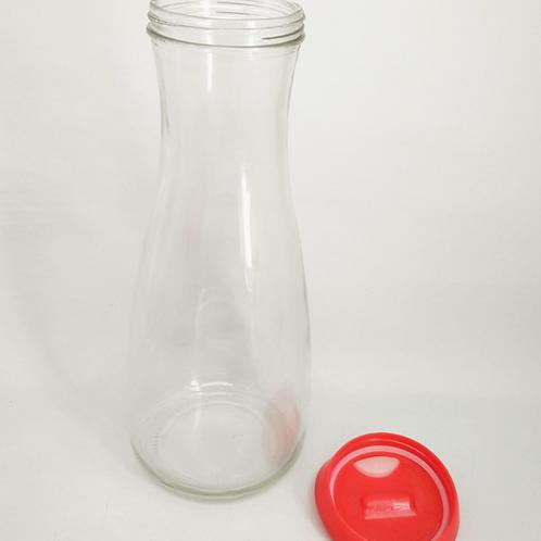 1000ml 1Liter new type milk glass bottle