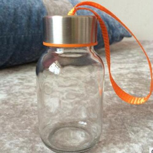 150ml sport glass water bottle