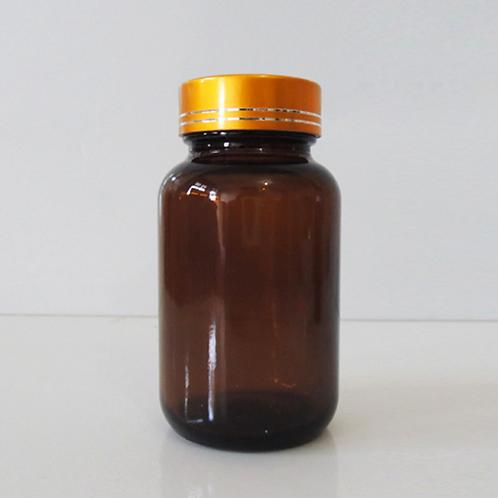 4oz 120ml pharmaceutical bottle amber glass medical bottle