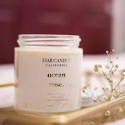 Ocean Rose Petite Aurum Candle