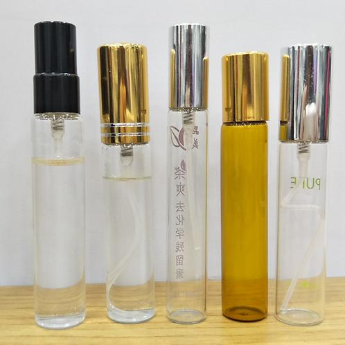 10ml Pump Sprayer Sealing Type glass perfume vial