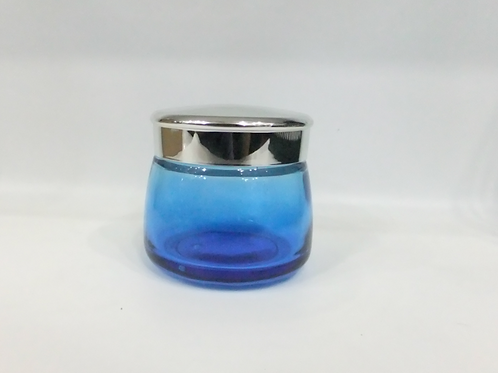 130g 4oz Glass Cosmetic Glass Jar for Cream Or Mask
