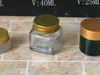 8ml 25ml 40ml eye cream cosmetic gel glass jar