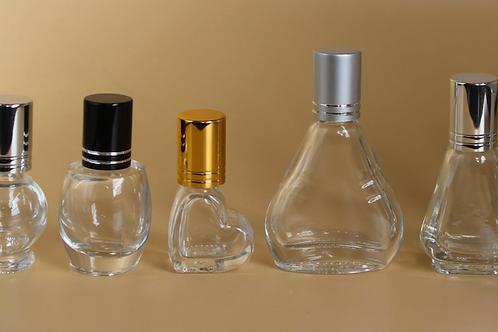 3ml 5ml 80ml 10ml nail polish glass bottle