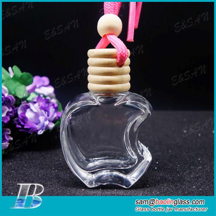 car perfume diffuser glass bottle