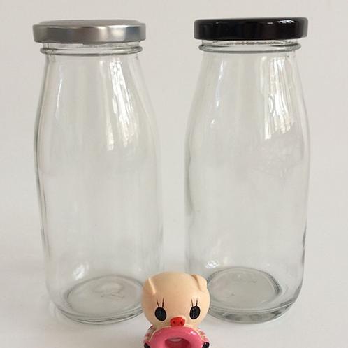 250ml 500ml milk glass bottle