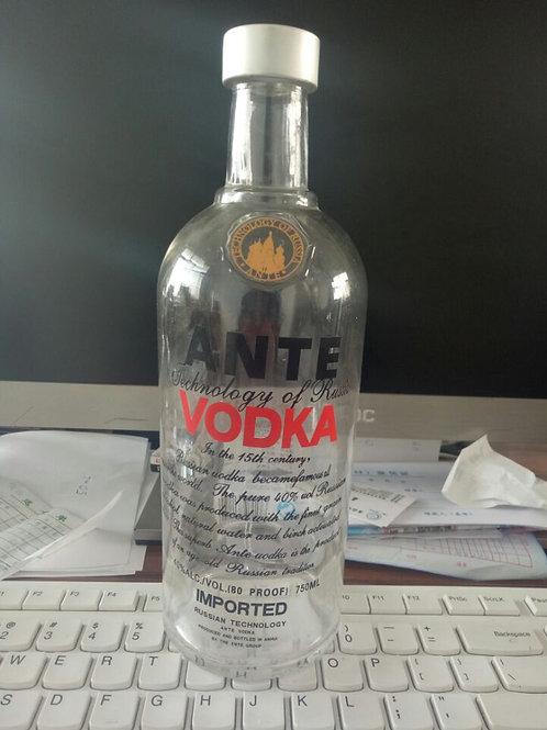 700ml 750ml absolute vodka bottle whisky glass bottle glass liquor bottle