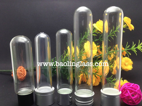 30ml face mask tube glass bottle