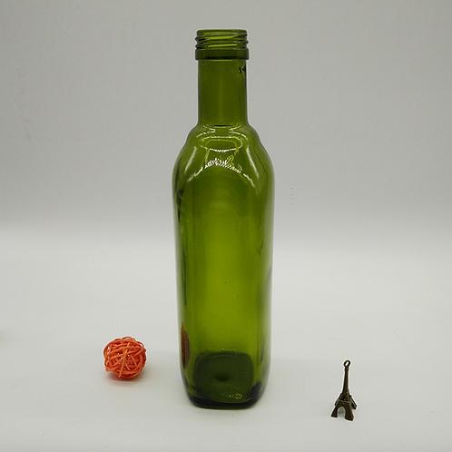 Extra virgin olive oil glass bottle 500ml