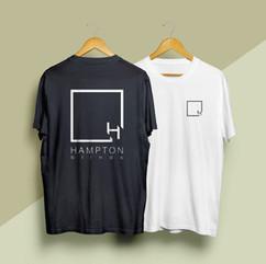 Hampton Blinds logo