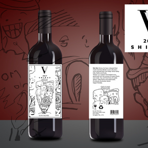 Vin Vin Wine Labels