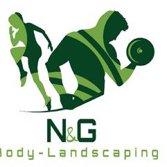 N&G Body Landscaping Logo