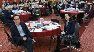 Independent Senators Group (ISG) Welcomes Senators Mary Coyle and Mary Jane McCallum