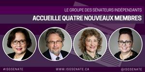 independent senators group