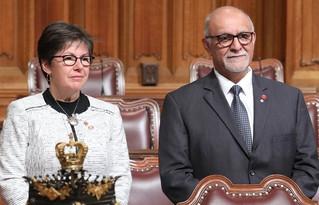 Senator Mohamed-Iqbal Ravalia  Welcomed into the Independent Senators Group (ISG)