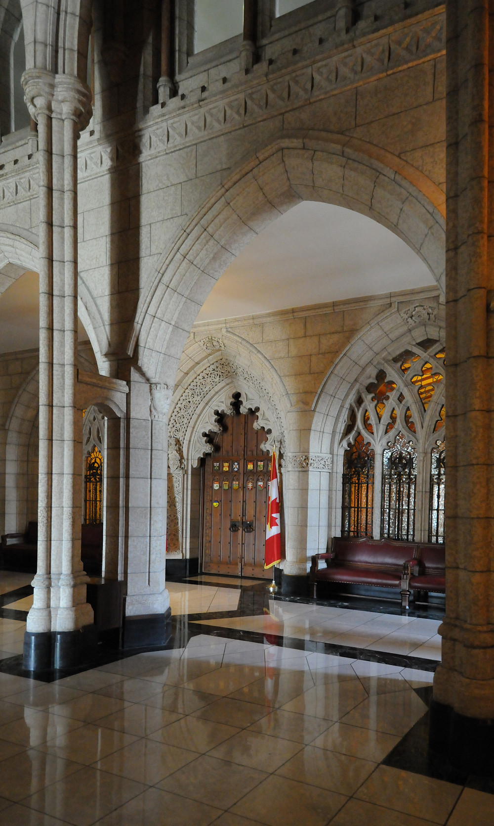 Senate Foyer