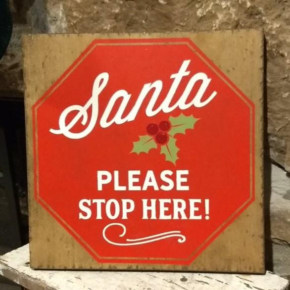 Santa Please STOP Here 2