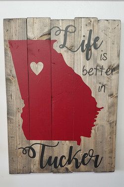 Life is better in CITY, STATE