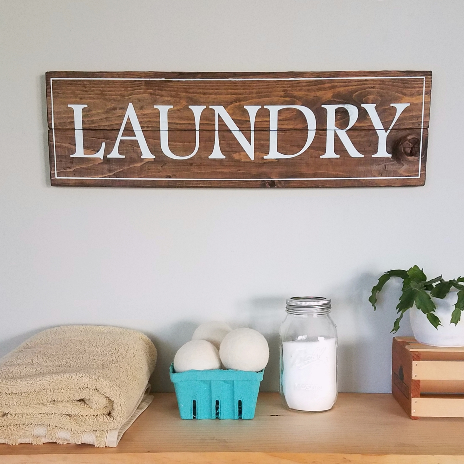 Farm House - LAUNDRY